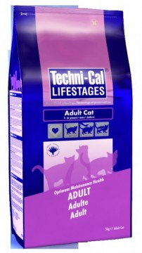 TECHNI-CAL ADULT POULET POUR CHAT