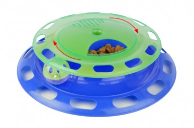 JOUET POUR CHAT TURNTABLE