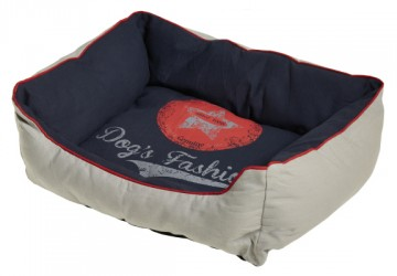 CANAPE POUR CHIEN DOG'S FASHION ''VINTAGE GENUINE''