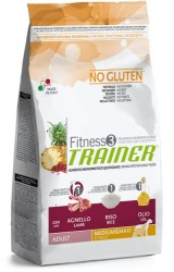FITNESS TRAINER ADULT MEDIUM/MAXI : Agneau & riz