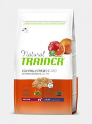 NATURAL TRAINER ADULT MEDIUM