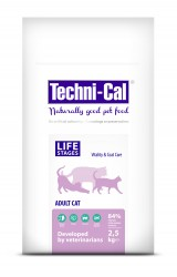 TECHNI-CAL POUR CHAT ADULT POULET