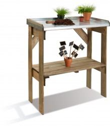 TABLE DE PREPARATION JARDIN Taille M