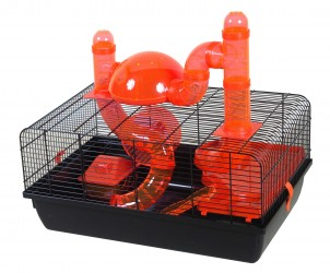CAGE HAMSTER/SOURIS JERRY TAILLE XL � - 30% !