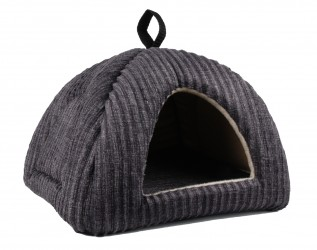 IGLOO POUR LAPIN TOY, COCHON D'INDE, CHINCHILLA, FURET '' COSY LINE ''