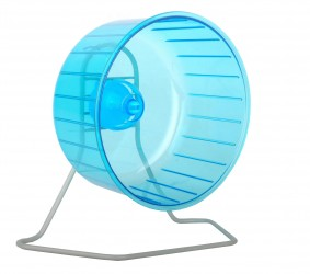 ROUE D'EXERCICE POUR HAMSTER NAIN & SOURIS