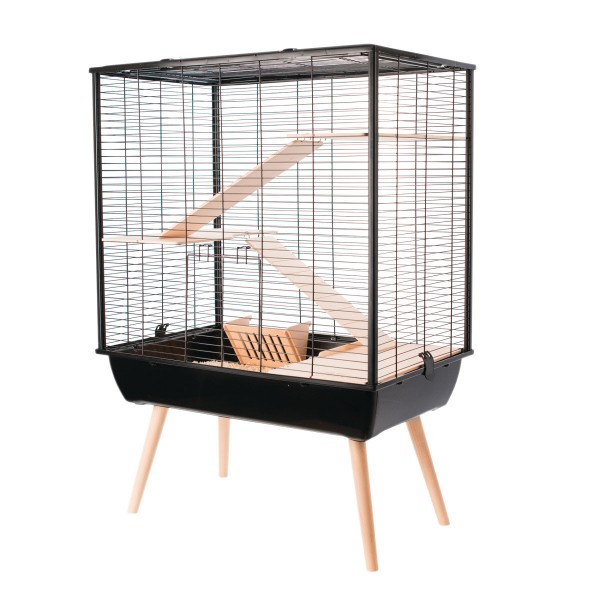 cage pour lapin et cochon d 39 inde 39 39 neo cosy 39 39 animaloo. Black Bedroom Furniture Sets. Home Design Ideas