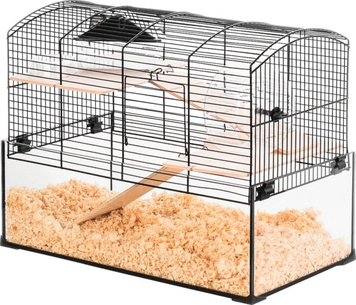 cage pour hamster souris 39 39 neo panas 39 39 animaloo. Black Bedroom Furniture Sets. Home Design Ideas