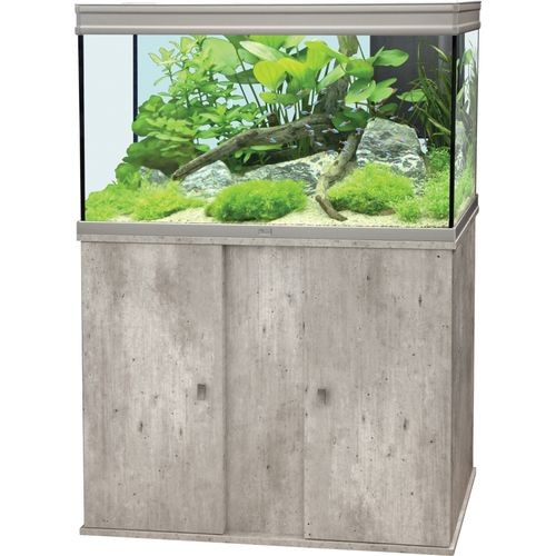 ensemble aquarium meuble 179 litres aquatlantis animaloo