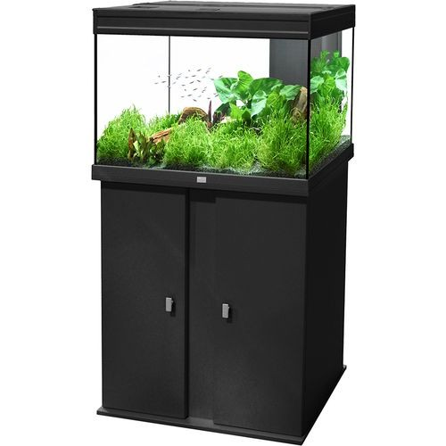 Meuble aquarium 60 l pas chers for Aquarium original pas cher