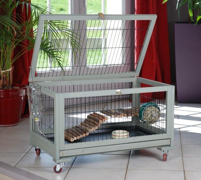 cage furet chincilla rat d 39 interieur 39 39 inland 39 39 animaloo. Black Bedroom Furniture Sets. Home Design Ideas