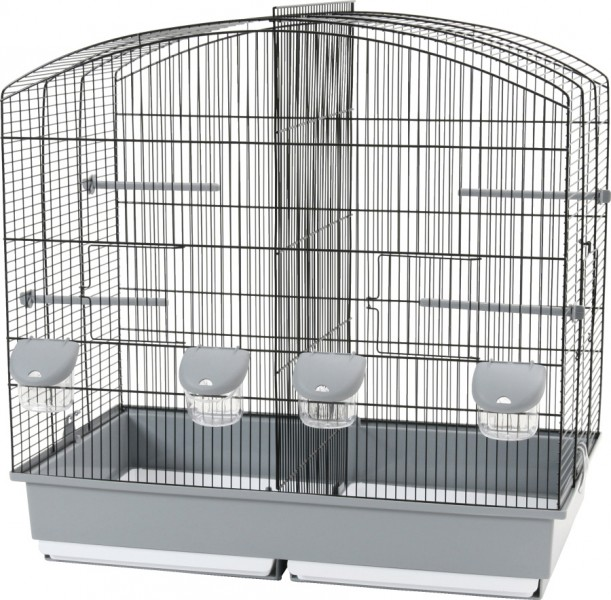 cage d 39 elevage pour oiseaux grand modele 39 39 parabole 39 39 animaloo. Black Bedroom Furniture Sets. Home Design Ideas