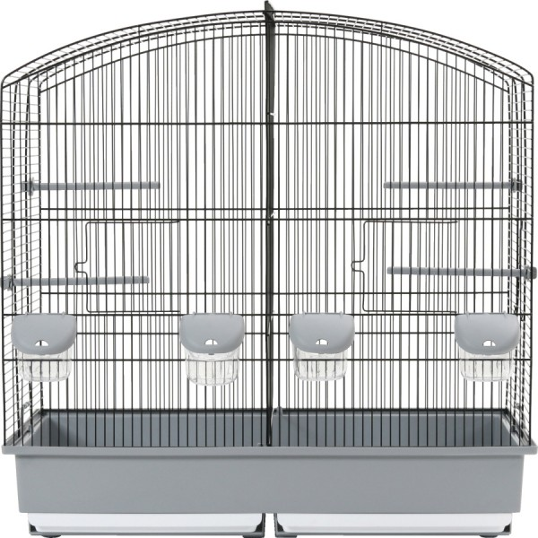 cage d 39 elevage pour oiseaux grand modele 39 39 parabole. Black Bedroom Furniture Sets. Home Design Ideas