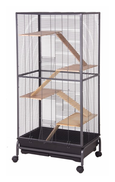 cage pour furet rat chinchilla animaloo. Black Bedroom Furniture Sets. Home Design Ideas