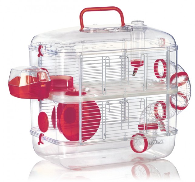 cage pour hamster souris cureuil animaloo