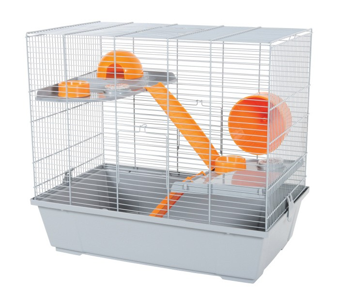 grande cage hamster souris fantasia animaloo