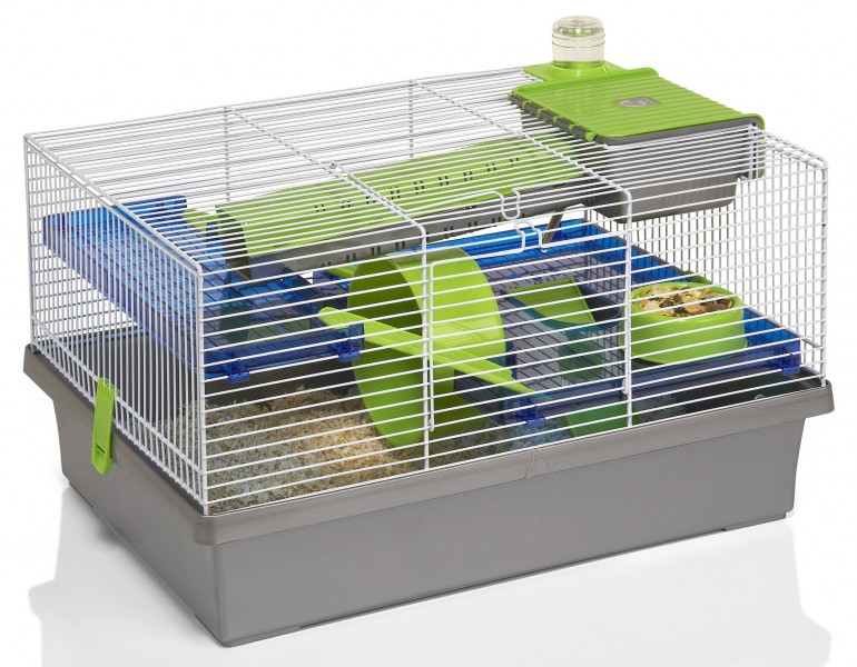 cage hamster pas chere pico animaloo. Black Bedroom Furniture Sets. Home Design Ideas