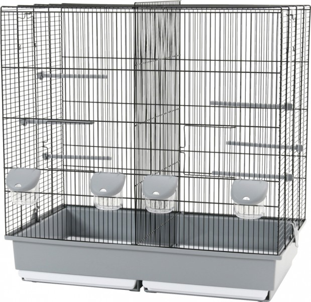 cages d 39 levage pour oiseaux animaloo. Black Bedroom Furniture Sets. Home Design Ideas