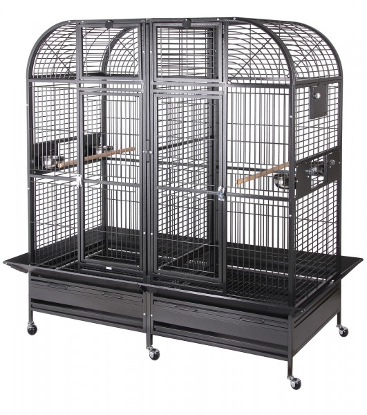 cages perroquet perruches ins parables animaloo. Black Bedroom Furniture Sets. Home Design Ideas