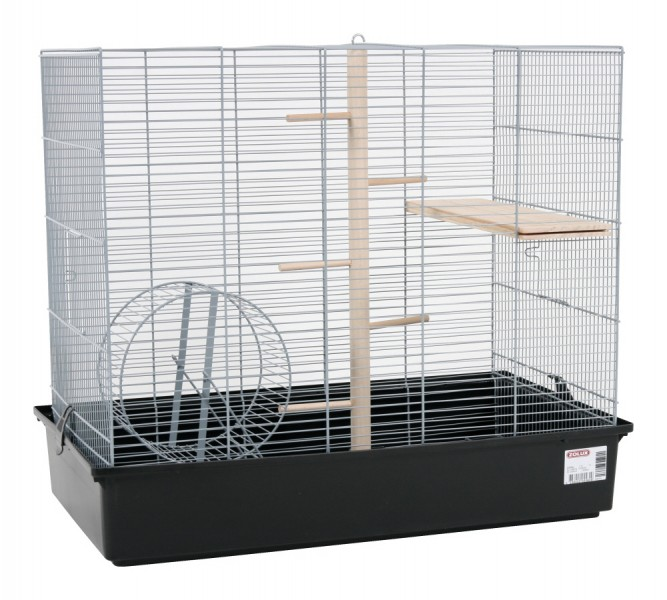 cage pour hamster souris cureuil animaloo. Black Bedroom Furniture Sets. Home Design Ideas