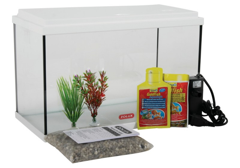 Kit aquarium nanolife kidz 18 litres animaloo for Site aquarium pas cher