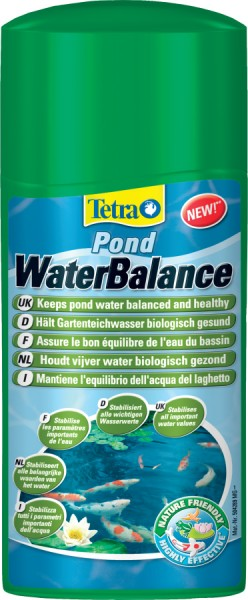 Traitement pour bassin tetra pond waterbalance 500 ml for Traitement bassin poisson