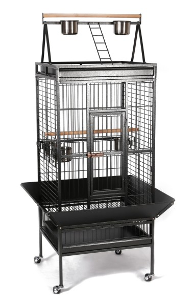 cage pour perroquet voliere cage pour perruches 39 39 galio 39 39 animaloo. Black Bedroom Furniture Sets. Home Design Ideas